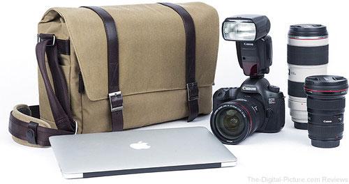 Sirui MyStory 15 Camera Bag Version 1 (Dark Tan)
