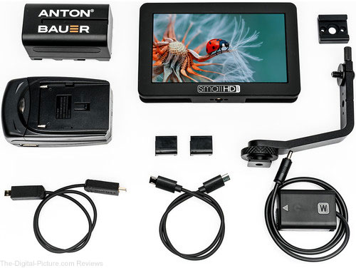 SmallHD FOCUS Sony Bundle - $429.00 Shipped (Reg. $599.00)