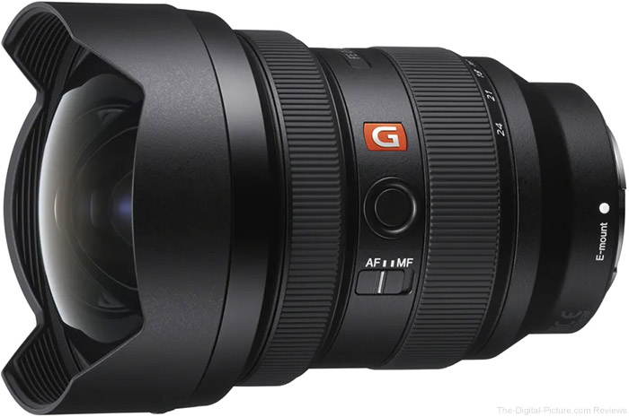 Sony FE 12-24mm f/2.8 GM Lens Comparisons, Preorders Now Open