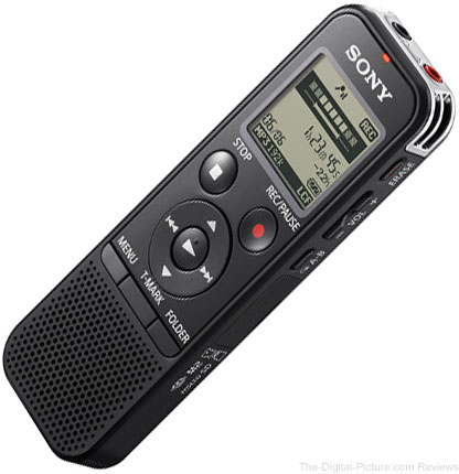 Sony ICD-PX440 4GB PX Series MP3 Digital Voice IC Recorder - $44.95 Shipped (Reg. $79.95)