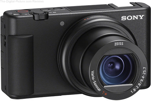 Sony Introduces the ZV-1 for Video Content Creators