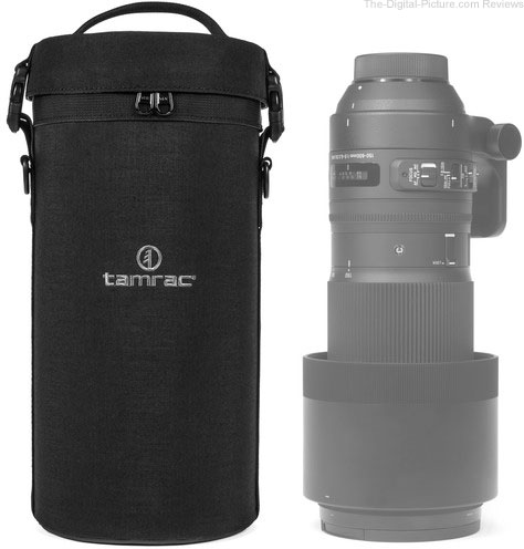 Tamrac Arc Long Zoom Lens Case for 150-600mm Zooms