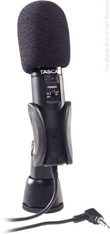 Tascam TM-ST1 Mid-Side Stereo Microphone