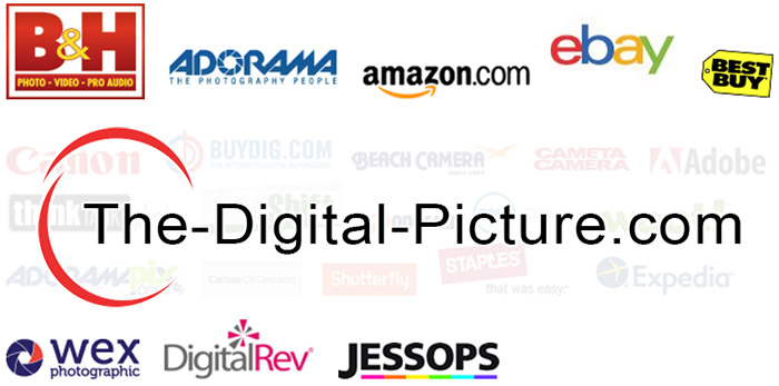 The-Digital-Picture.com Affiliate Retailers