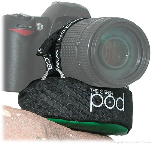 The Green Pod Camera Platform - $17.99 Shipped (Reg. $27.99)