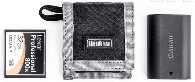 Think Tank Photo CF/SD + Battery Wallet