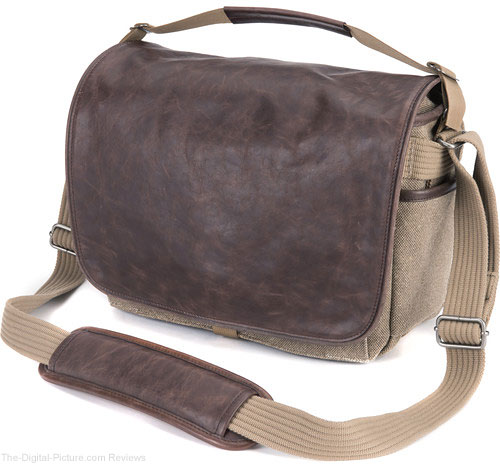 Think Tank Photo Retrospective 7 Shoulder Bag (Sandstone with Leather)