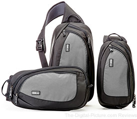 Think Tank Photo Releases Lightweight TurnStyle Sling Camera Bags