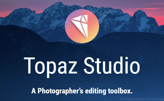 Save 25% on Any Pro Adjustment for Topaz Studio