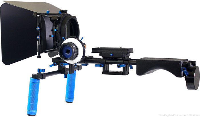 Travelite RL-04 Camera Rig Kit (Blue) - $99.00 Shipped (Reg. $229.00)