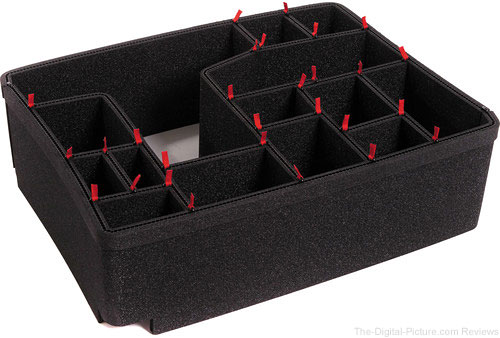 TrekPak Divider Kit for Pelican 1560 Large Protector Case
