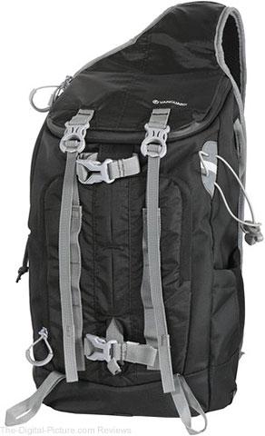 Vanguard Sedona 43 DSLR Sling Bag (Black)