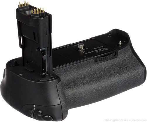 Vello Battery Grips On Sale at B&H