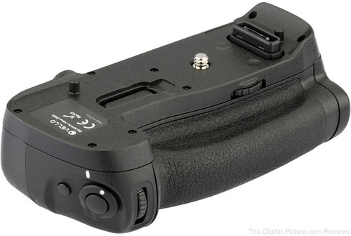Vello BG-N19 Battery Grip for Nikon D850 In Stock at B&H