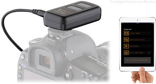 Vello Bluetooth ShutterBoss Advanced Intervalometer for Canon/Nikon - $39.95 Shipped (Reg. $79.95)