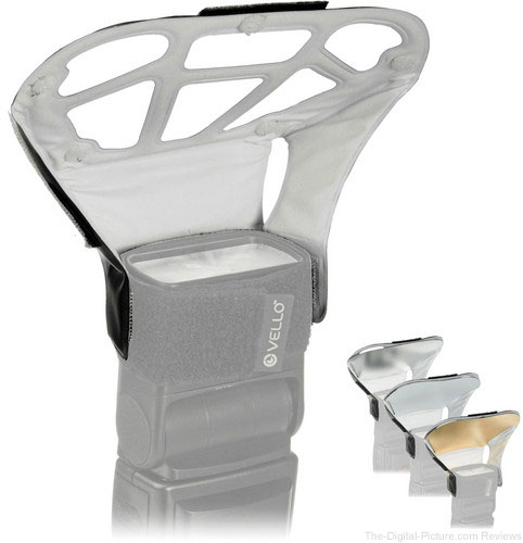 Vello Light Bouncer Plus with Cinch Strap Kit - $14.90 Shipped (Reg. $24.90)