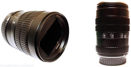 Venus 60mm f/2.8 2X Ultra Macro Lens