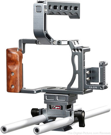 Vidpro CA-S7R Aluminum Camera Cage for Sony a7 & a7 II Series Cameras - $149.00 Shipped (Reg. $219.00)