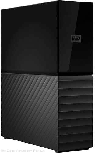 WD My Book Desktop External Hard Drive