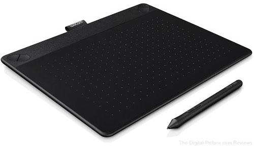 Wacom Intuos Art Pen & Touch Medium Tablet (Black)