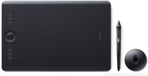 Wacom Intuos Pro Creative Pen Tablet (Medium) - $329.99 Shipped (Reg. $379.95)