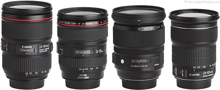 Which 24-105mm Lens Should I Get?