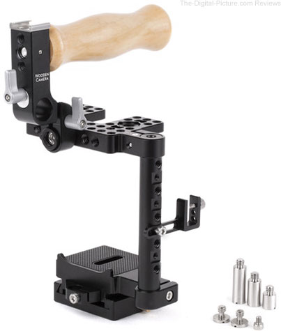 Wooden Camera Unified Cage for Sony a7/a9 Cameras  - $199.00 Shipped (Reg. $299.00)