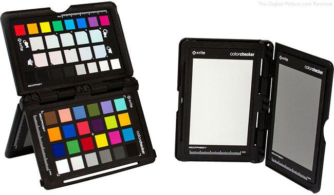 X-Rite Announces ColorChecker Passport Photo 2 and ColorChecker Camera Calibration Software 2.0 for ICC Profiles