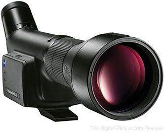 Zeiss Victory PhotoScope 15-45x85mm Spotting Scope with Digital Camera - $3,999.00 Shipped (Reg. $6,699.99)