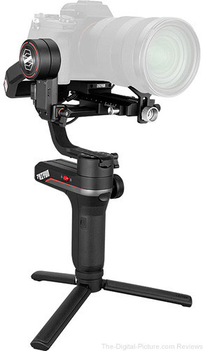 Zhiyun-Tech Introduces WEEBILL-S Handheld Gimbal Stabilizer