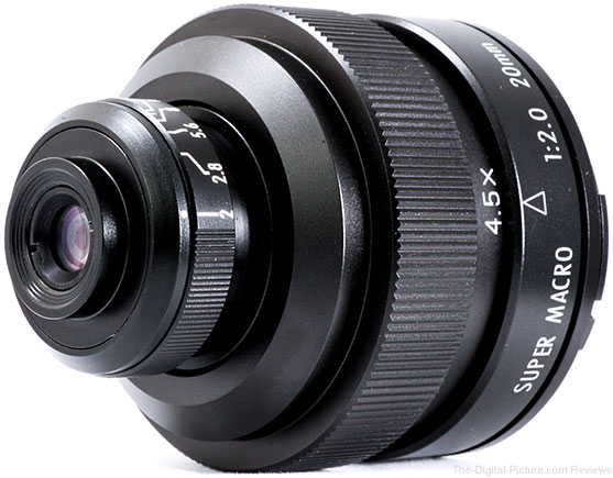 ZY Optics releases the Zhongyi Mitakon 20mm f/2 4.5x Super Macro Lens