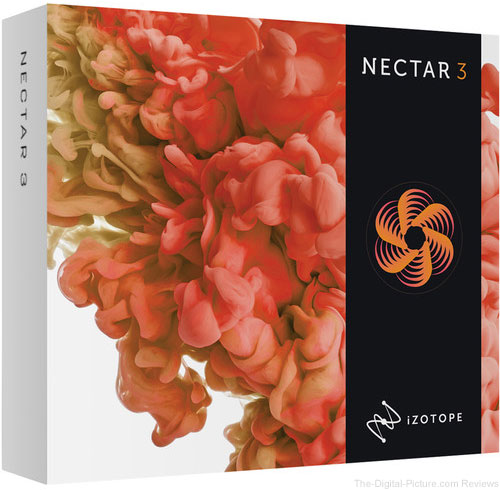 iZotope Nectar 3 - Vocal Production Channel Strip Software