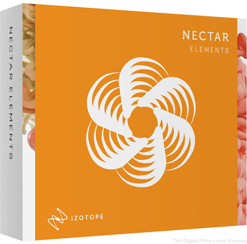iZotope Nectar Elements - Automated Vocal Production Software for Pro Audio (Download)