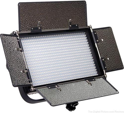 ikan IFB576 Featherweight Bi-Color LED Light