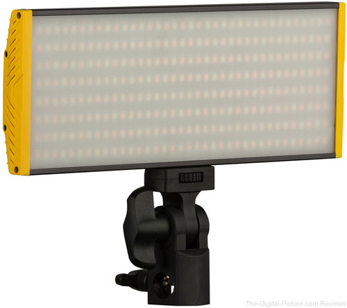 ikan Onyx 240 Bi-Color On-Camera LED Light - $89.95 Shipped (Reg. $149.95)