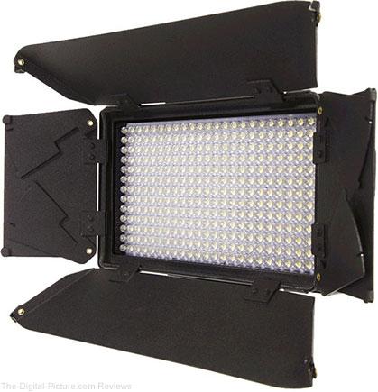 ikan iLED312-v2 On-Camera Bi-Color LED Light with Digital Display - $169.00 Shipped (Reg. $379.00)
