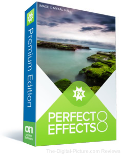 onOne Offers Perfect Effects 8 Software for Free