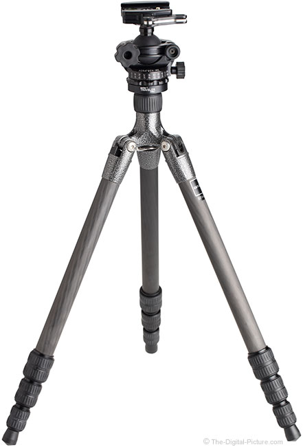 Acratech GP-s Ball Head on Tripod