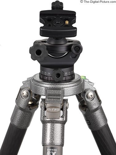 Acratech GV2 Ball Head on Tripod