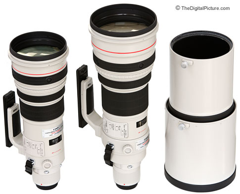 Canon 500mm and 600mm L IS Super Telephoto Lenses