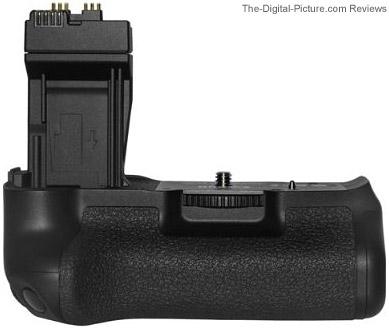 Canon BG-E8 Battery Grip Front
