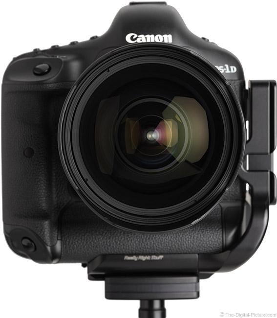 Canon EF 11-24mm f/4L USM Lens Front View