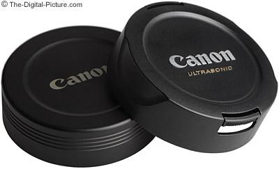14 L Lens Cap Comparison