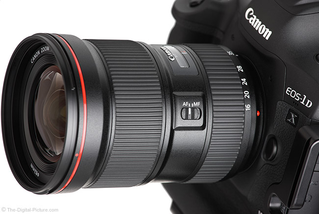 Hot Deal: Canon EF 16-35mm f/2.8L III USM Lens - $1,560.19 Shipped (Compare at $1,999.00)