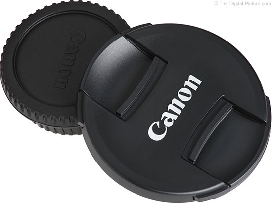 Canon EF 16-35mm f/2.8L III USM Lens Cap