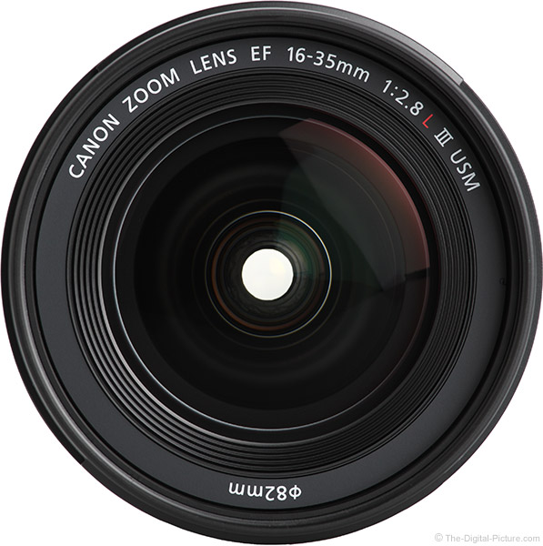 Canon EF 16-35mm f/2.8L III USM Lens Tested on EOS 1Ds III