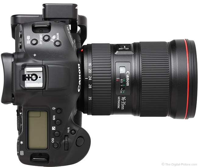 Canon EOS-1D X Mark II and EF 16-35mm f/2.8L III USM Lens