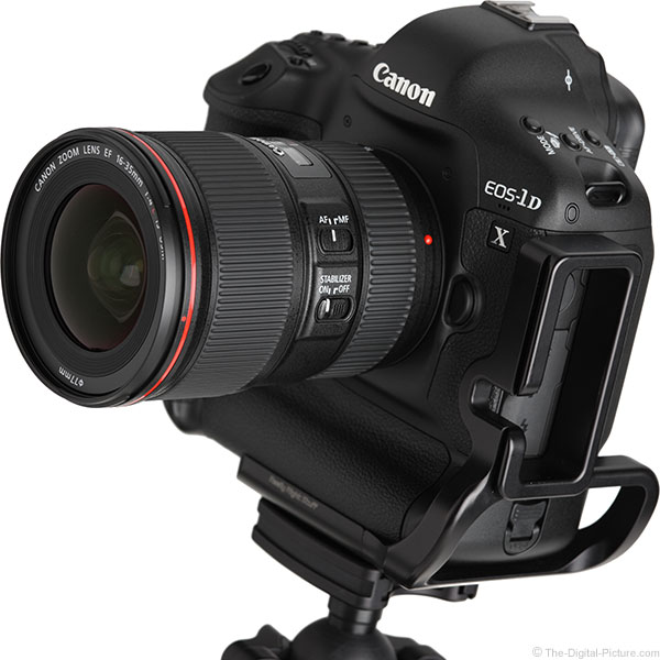 Canon EF 16-35mm f/4L IS USM Lens Angle View