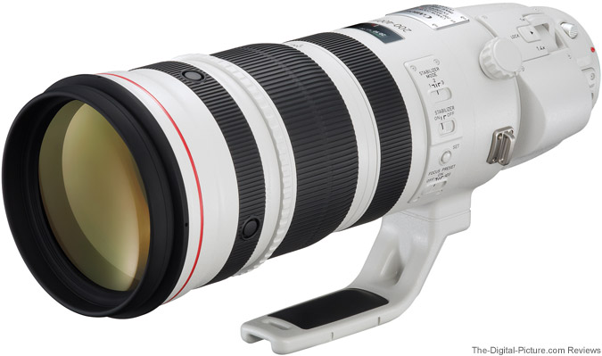 Canon EF 200-400mm f/4L IS USM Extender 1.4x Lens - $9,199.99 Shipped (Compare at $10,999.00)