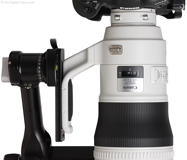 Canon EF 400mm f/2.8L IS III USM Lens Balance